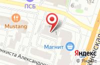 Схема проезда до компании Эсент в Иваново