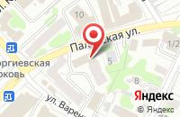 Схема проезда до компании Системы вентиляции в Иваново