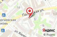 Схема проезда до компании Beauty Nails в Иваново