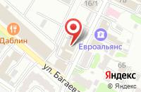 Схема проезда до компании Арт-Студия Тринадцать в Иваново