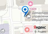 Департамент управления имуществом Ивановской области на карте