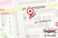 Схема проезда до компании Оригитея в Иваново