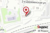Схема проезда до компании IVPRIME в Иваново