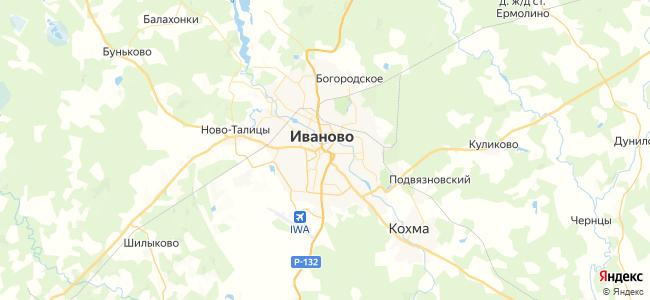 1 троллейбус в Иваново