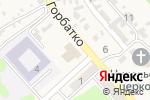 Схема проезда до компании Городской дворец культуры в Прогрессе