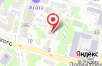 Схема проезда до компании Центр по профилактике и борьбе со СПИДом и инфекционными заболеваниями по Ивановской области в Иваново