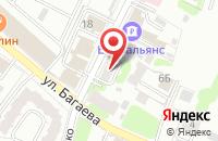 Схема проезда до компании Bumblebee в Иваново