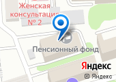 Отделение Пенсионного фонда Российской Федерации по Ивановской области на карте