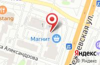 Схема проезда до компании Мастерская в Иваново