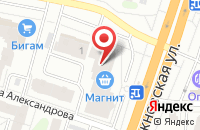 Схема проезда до компании ВсеИнструменты.ру в Иваново