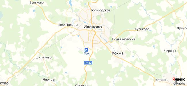 43 маршрутка в Иваново