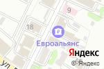 Схема проезда до компании Банкомат, КИБ Евроальянс в Иваново