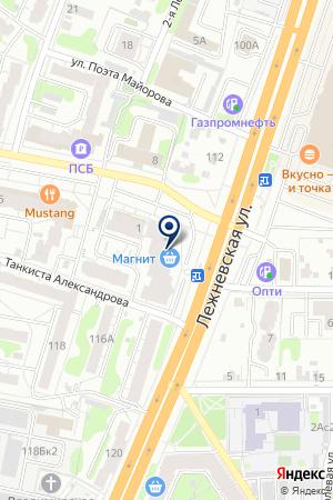 РУССКАЯ БИРЖА ИННОВАЦИЙ на карте Иваново