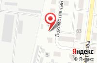 Схема проезда до компании Грифон в Костроме