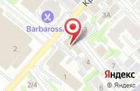 Схема проезда до компании МРСК Центра и Приволжья в Иваново