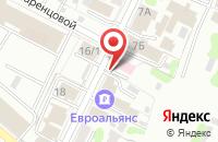 Схема проезда до компании Городская детская стоматологическая поликлиника в Иваново