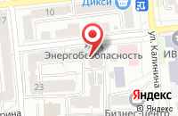 Схема проезда до компании Сантехника 37 в Иваново