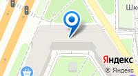 Компания Кардан на карте