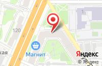 Схема проезда до компании Мила в Иваново