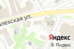 Схема проезда до компании Калинка в Иваново