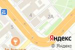Схема проезда до компании Лиза в Иваново