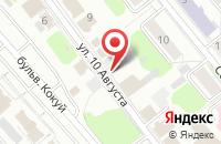 Схема проезда до компании Ивановская IT-Служба в Иваново