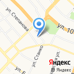 Особняк 9-11 на карте Иваново