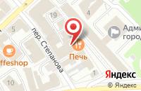 Схема проезда до компании Особняк 9-11 в Иваново