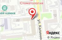 Схема проезда до компании Evgenika в Иваново