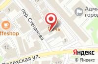 Схема проезда до компании Beauti Repablik в Иваново
