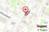 Схема проезда до компании Квазар в Иваново