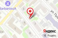 Схема проезда до компании Детская музыкальная школа №2 в Иваново