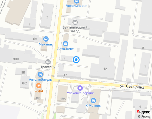 Управляющая компания «Жилстрой-2» на карте Костромы