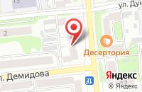 Схема проезда до компании Окси-стайл в Иваново