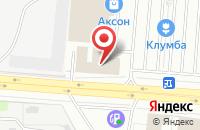 Схема проезда до компании Ивпромтекс в Иваново