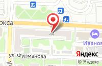 Схема проезда до компании Молоток в Иваново