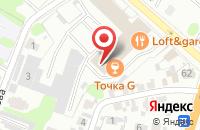 Схема проезда до компании Энергобезопасность в Иваново