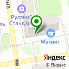 Местоположение компании Модный