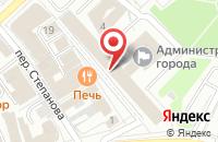 Схема проезда до компании Окситон в Иваново