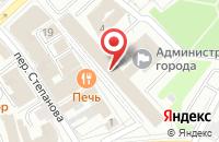 Схема проезда до компании Энергия в Иваново