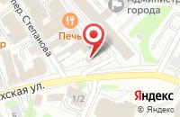 Схема проезда до компании Дар в Иваново