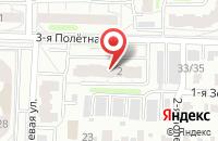 Схема проезда до компании Вундеркинд в Иваново