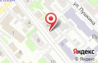 Схема проезда до компании Путь к здоровью в Иваново