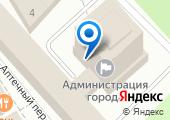 Ивановская городская Дума на карте