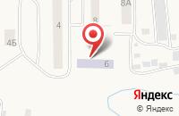 Схема проезда до компании Алёнушка в Апраксино