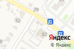 Схема проезда до компании Продовольственный магазин в Коляново