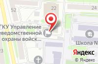 Схема проезда до компании УФМС в Иваново