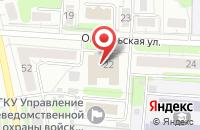 Схема проезда до компании Забота в Иваново