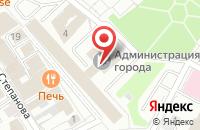 Схема проезда до компании Управление благоустройства в Иваново