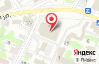 Схема проезда до компании Карниз-Декор в Иваново